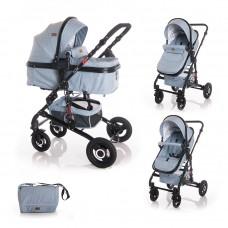 Lorelli Baby stroller Alba, blue
