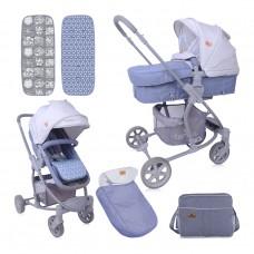 Lorelli Baby stroller Aster Grey