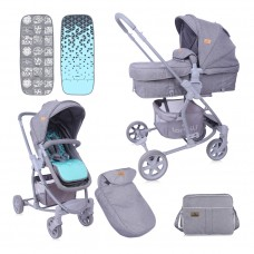 Lorelli Baby stroller Aster Green