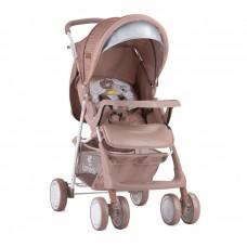 Lorelli Baby stroller TERRA with Footmuff Beige Airplane