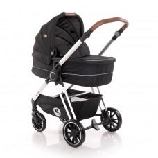 Lorelli Baby stroller Angel 3 in 1 black