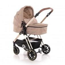 Lorelli Baby stroller Angel 3 in 1 beige