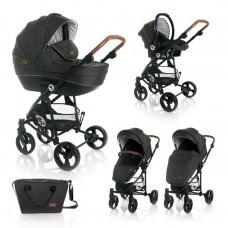 Lorelli Baby stroller Crysta black