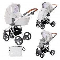 Lorelli Baby stroller Rimini, Dots