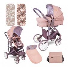 Lorelli Baby stroller Verso beige