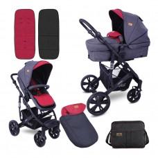 Lorelli Baby stroller Verso black
