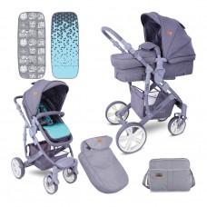 Lorelli Baby stroller Verso green