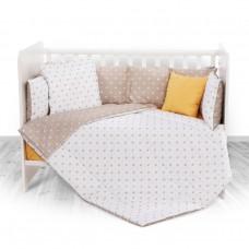 Lorelli 5-elements Bedding Set, Crowns