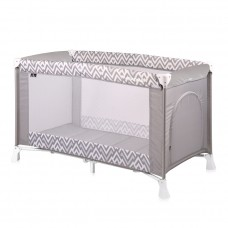 Lorelli Verona Baby Travel Cot grey