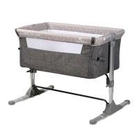 Lorelli Bed Swing Sleep and Care grey