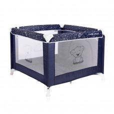 Lorelli Square baby playpen Game Zone Blue