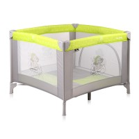Lorelli Square baby playpen Play Station Grey