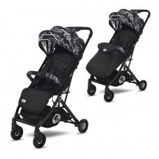 Lorelli Baby stroller Myla, black marble