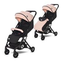 Lorelli Детска количка Myla с покривало за крачета, Cameo rose stars