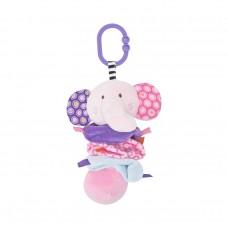 Lorelli Мека играчка с вибрация Слонче