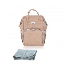 Lorelli Tina Backpack for stroller, beige