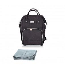 Lorelli Tina Backpack for stroller, black