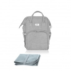 Lorelli Tina Backpack for stroller, grey