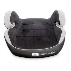 Lorelli Car Seat  Safety Lunior Fix 15-36 kg, black and grey