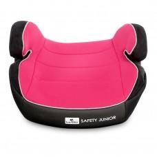Lorelli Car Seat  Safety Lunior Fix 15-36 kg, pink
