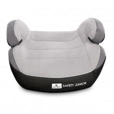 Lorelli Детска седалка за кола Safety Lunior Fix 15-36 кг, сива