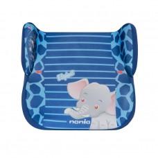 Lorelli Car Seat TOPO COMFORT Blue Elephant 15-36 kg