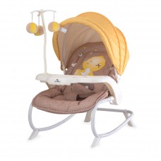 Lorelli  Baby Rocker Dream Time Yellow