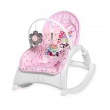 Lorelli Baby Rocker Enjoy Pink Travelling