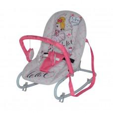 Lorelli Baby Rocker Top Relax Pink Ballet