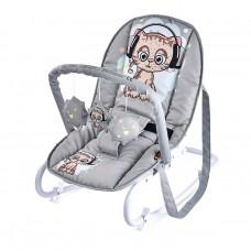 Lorelli Baby Rocker Top Relax Grey