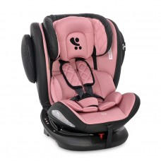 Lorelli Car Seat Aviator SPS Isofix 0-36 kg, Collection 2021, rose