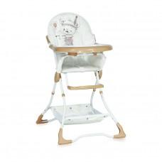 Lorelli Bonbon Beige Indian Bear Baby High Chair
