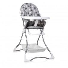 Lorelli High Chair Bonbon Grey Stars