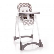 Lorelli Campanella Baby High Chair, beige dots