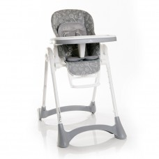 Lorelli Campanella Baby High Chair, grey candy