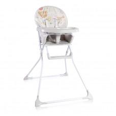 Lorelli Cookie White Baby High Chair
