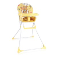 Lorelli Cookie Yellow Baby High Chair