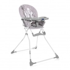 Lorelli Cookie Baby High Chair, rabbits
