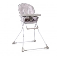Lorelli Cookie Baby High Chair, Grey