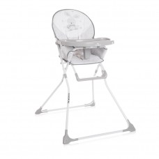 Lorelli Cookie Baby High Chair, Bunny