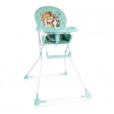 Lorelli Cookie Green Baby High Chair