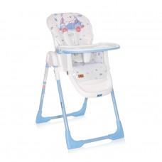 Lorelli Dalia Baby High Chair, blue