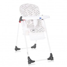 Lorelli Dulce Baby High Chair, grey net