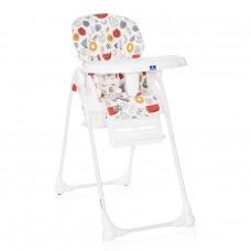 Lorelli Dulce Baby High Chair, fruits