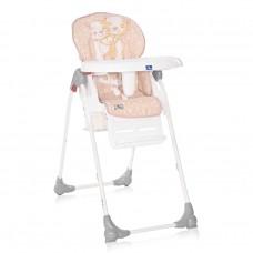 Lorelli Dulce Baby High Chair, pink hug