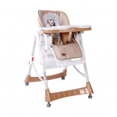 Lorelli High Chair Gusto beige Penguin