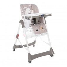 Lorelli Baby High Chair Gusto, beige