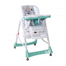 Lorelli High Chair Gusto aquamarine Sailor
