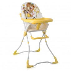 Lorelli Marcel Yellow Baby High Chair