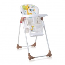 Lorelli Oliver Baby High Chair White